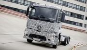 Mercedes présente un camion électrique Urban eTruck