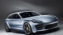 Porsche Panamera : le break Sport Turismo au Mondial de Paris 2016