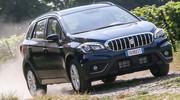Suzuki rend le S-Cross plus original