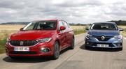 Essai : la Fiat Tipo défie la Renault Mégane premier prix !