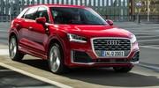 Audi Q2 : les tarifs