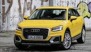 Audi Q2 2017 À Partir De 26500 Euros Tous Les Tarifs Les Options Commandes Ouvertes En France Pour Le Nouveau Audi Q2