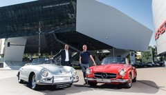 Mercedes et Porsche deviennent partenaires