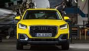 Essai Audi Q2 : le maître du carré