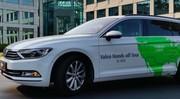 Une voiture autonome prête à faire le tour des États-Unis