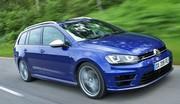 Essai Volkswagen Golf R SW (2016) : Charge utile