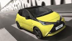 La Toyota Aygo x-cite 3 voit la ville en jaune