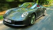 Essai Porsche 911 Carrera 4S Cabriolet II (991) : Combinaison perdante