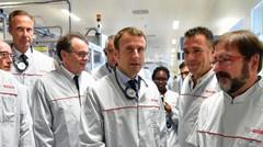 Emmanuel Macron, nouveau défenseur du moteur diesel