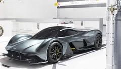 Aston Martin : une nouvelle supercar V8 pour 2022