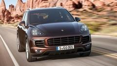 Porsche Cayenne : la version Coupé en approche