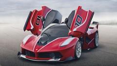 Bientôt une Ferrari FXX K Evoluzione ?