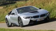 Essai BMW i8 eDrive 2016 Le chef-d'oeuvre Bavarois