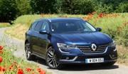Essai Renault Talisman Estate dCi 130 EDC : Un break astucieux