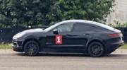 Porsche Cayenne coupé : un futur concurrent du X6 ?