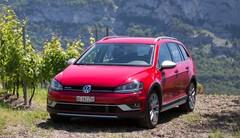 Essai Volkswagen Golf Alltrack : La timide polyvalente
