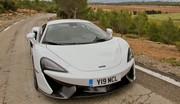 Essai McLaren 570S : la machine à sensations