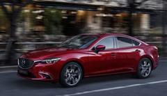 Mazda 6 2017 : des évolutions techniques prévues à l'automne