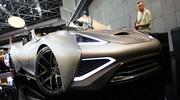 L'unique Icona Vulcano Titanium est à vendre