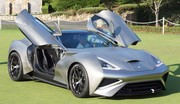 Icona Vulcano Titanium : du titane à 2 millions d'euros