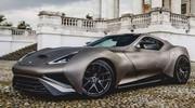 Icona Vulcano Titanium : une voiture en… titane !