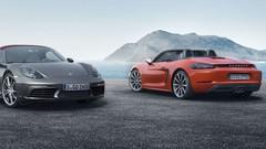"""Porsche : bientôt des """"petits"""" 718 Boxster et Cayman de 250 chevaux"""