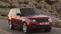 Range Rover SVAutobiography Dynamic : luxe et sportivité