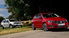 Essai Dacia Duster vs Fiat Tipo : la loi du marché