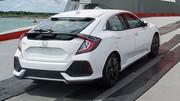 Voici la prochaine Honda Civic, toute nue