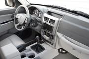Jeep Cherokee 2008 : A la conquête de l'Europe
