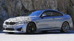 BMW : la M4 restylée adopte des pièces de la GTS