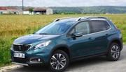 Essai Peugeot 2008 2016 BlueHDi 100 : Un leader qui s'affirme plus