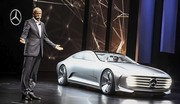 Mercedes EQ : la nouvelle marque électrique de Mercedes