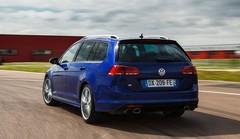 Essai Volkswagen Golf R : Le break de papa pressé !