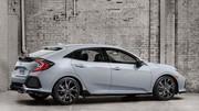 Honda Civic : Lancée aux USA