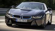 BMW : la prochaine i8 développerait plus de 700 ch