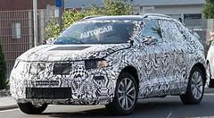 Volkswagen T-Cross : il réalise ses premiers tours de roues