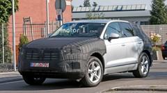 Le futur Volkswagen Touareg sort de l'ombre