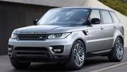 Range Rover Sport 2017 : ce qui va changer