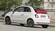 Essai Fiat 500C TwinAir : Décibels de jour