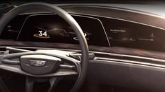 Au nombre d'écrans OLED, Cadillac veut se hisser au niveau de Mercedes