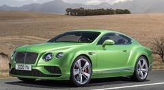 Bentley : un diesel pour la Continental GT ?