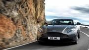 Aston Martin DB11 : une version V8 à moteur AMG en préparation