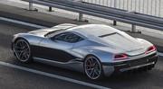 Rimac Concept One : la sportive la plus rapide du monde ?
