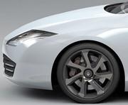 Laguna coupé concept : le style pour revenir au top
