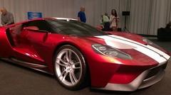 """Ford GT : """"Vous en reprendrez bien un peu"""""""