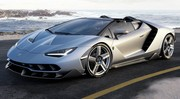 Lamborghini Centenario Roadster : Furie absolue