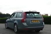 Essai Volvo V50 T5