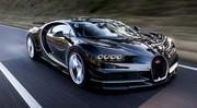 Bugatti : la Chiron se vend comme des petits pains