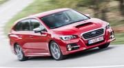 Essai Subaru Levorg : Familiale pour amateur